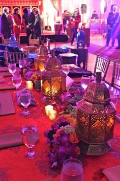 moroccan flower arrangements - Google Search