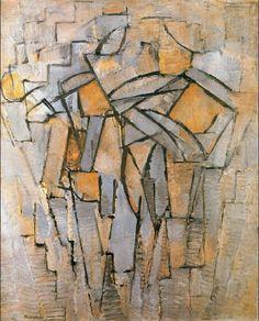 Piet Mondrian davidcharlesfoxexpressionism.com #pietmondrian #abstractexpressionism #cubism #abstract #expressionism #expressionistart #abstractpainter