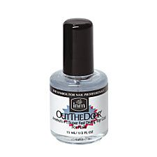 best top coat i've ever used..so much better than the ten dollar opi and its half the price