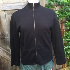 Warm cotton designer jacket, great for fall! Just a beautiful French designed jacket. Can be worn over at shirt or a more elegant blouse.  Dress it up or down. With jeans or a skirt it's a great staple to keep you warm. Faconnable Jackets & Coats