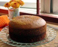 Steam Caramel Cake