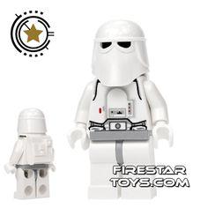 LEGO Star Wars Mini Figure - Snowtrooper