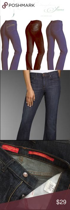 "NWT NYDJ instant slim, booty boost jeans, 6 ❤️ Known for its instant tummy tuck look, NYDJ (Not Your Daughters Jeans) are booty boosting, and tummy/ leg slimming. Brand new.  32"" inseam. NYDJ Jeans Flare & Wide Leg"