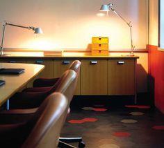 Leather Panels Flooring