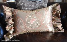14x20 Pillow with Do