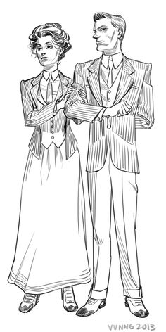 "Rosalind and Robert were HUGE inspiration for the Araki twins in the Benefactors sequel ""Limmics"""