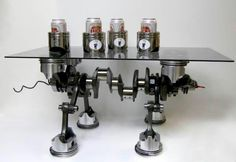 Piston engine table