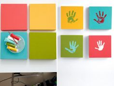 Personal Pop Print. Fun crafts for kids to make as holiday gifts for family. http://www.ivillage.com/cheap-affordable-home-decorating-gifts-ideas-holidays-christmas-under-50/7-b-401015#501878