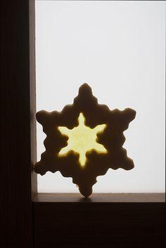 Blog Dit i Fet - Galletas de cristal para Navidad