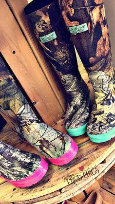 c2461b983a6 Pretty In Camo Boots  59.99! Pre-order!  sfc  camo  hunting
