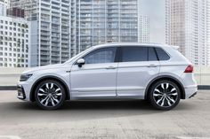 2016 VW Tiguan - Pictures