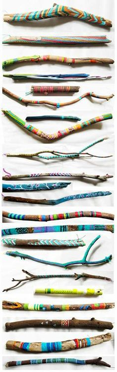 stick paintings