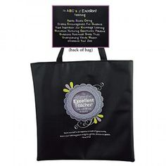 The perfect carryall for the office, market or gym. Durable, double-handle fabric bag features a velcro closure, interior water bottle pocket and zipper pocket. From Abbey Press. Teacher Tote Bags, Apple Books, Christian Clothing, Amazing Grace, Tote Handbags, Back To School, Reusable Tote Bags, Faith, Marketing