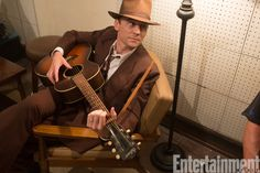 """""""Everybody has a little darkness in 'em,"""" says Tom Hiddleston in the first trailer for the Hank Williams biopic I Saw the Light. """"I'm talking about things like anger, sorrow, shame. I show it to them, and they hear it, and they don't have to take it home.""""  Written and directed by Marc Abraham and named for a 1948 Williams tune, I Saw the Light traces the singer-songwriter's rapid rise to fame and his turbulent personal life, which had its own share of darkness in it."""