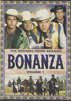 Bonanza: The Official Third Season, Vol. 1