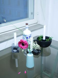 Weekend flowers, candles and Blossa - what else you need?