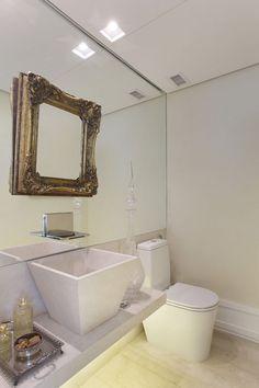 Apartamento carioca celebra o luxo - Casa Vogue   Apartamentos