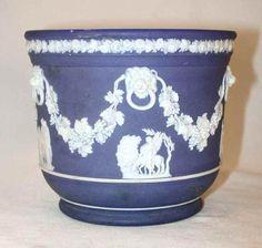 Wedgwood Jasperware Pot