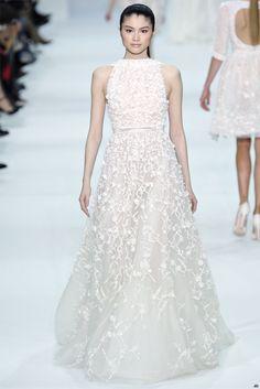 Elie Saab Spring-summer 2012 - Couture