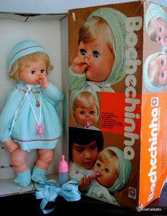 Boneca Bochechinha da Estrela de 1978