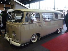 For this weeks blog I checked out the 'Campermart 2016' show. Campermart is the first VW event of the season and was held inside the Telford...