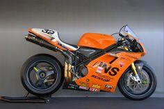 Ducati 996 RS Troy Bayliss