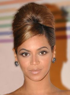 We love #Beyonce and her amazing #up-do