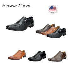 Bruno Marc Mens Formal Dress Shoes Brogues Derbys