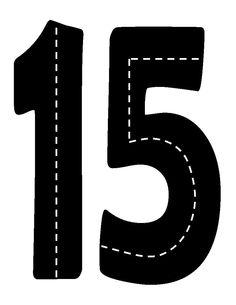 Verkeerscijfer 15