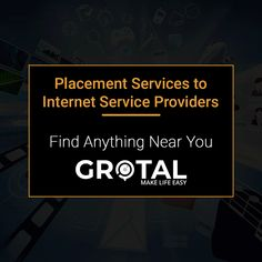 When one door closes another one opens. Or does it? From Placement Services to Internet Service Providers #AskGrotal for anything.