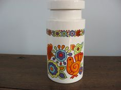 Gaytime lord nelson pottery large storage jar by sarahgarlick, £12.00