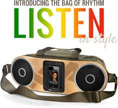 #Bocinas: Bag Of Rythm de House Of Marley