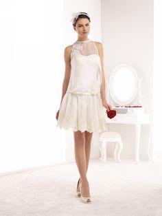 Robe de mariée Pronuptia 2015 - Modèle Melle Alicia