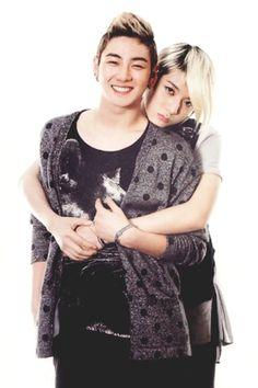 baekho and ren