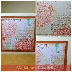 Marianne's Creativity: By The Tide