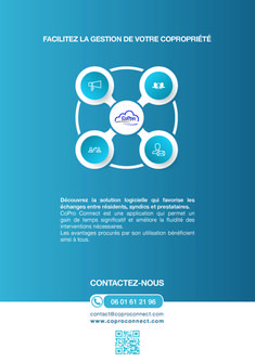 La dernière page de la plaquette permet la réassurance du prospect. Nice, Brochure Template, Logo Creation, Advertising Agency, Software, Graphic Design, Nice France