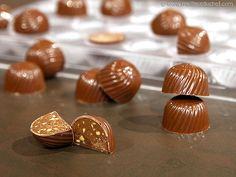 Chocolats fourrés au praliné - Meilleur du Chef