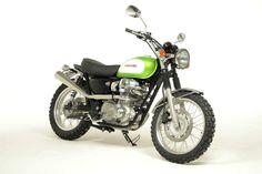 Kawasaki scrambler - Google Search