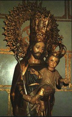 Imagen del Santuario de San José de la Montaña en Barcelona