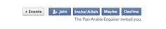 Facebook unveils 'Insha'Allah' button for Arab market. #FacebookInArabia