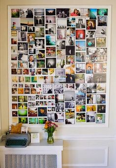 zdjęcia na ścianie - picture wall ideas - decomania
