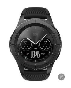 vove - Watch face for Samsung Gear S3 / S2. Watchface by Brunen