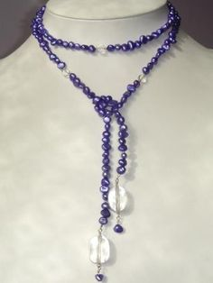 lariat necklaces - Google Search