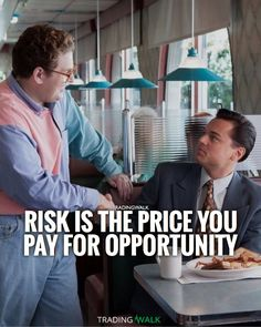 Risk is the price you pay for opportunity. Learn to trade forex and make money from trading.