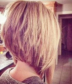 Hairstyles Stacked Bob