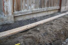 1000 Images About Keep Dog From Digging Under Fence On
