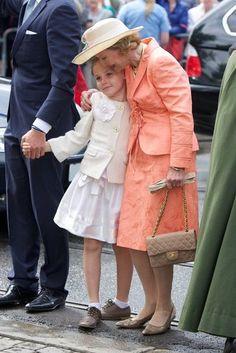 Princess Ingrid Alexandra of Norway in cute outfit