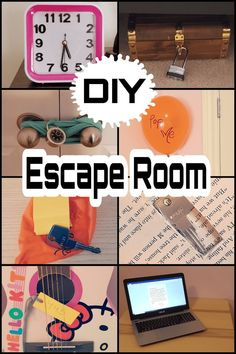 Escape rooms are easy to plan to do at home or in a classroom. I tried this room at home with my kids and they can't wait to do more. Take a look to get ideas to create your own escape room using materials from around your house. Escape Room Diy, Escape Room For Kids, Escape Room Puzzles, Kids Room, Diy For Kids, Crafts For Kids, Escape Room Challenge, Pillos, Kids Hands