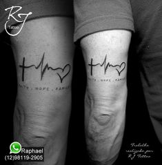 Tatuagem homenagem