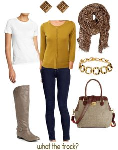 What the Frock? - Affordable Fashion Tips, Celebrity Looks for Less: What to Wear: Casual Jeans and Tee